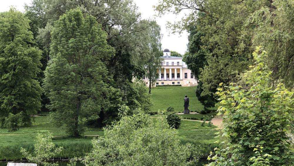 В Овстуге 26 июня откроют парковый сезон
