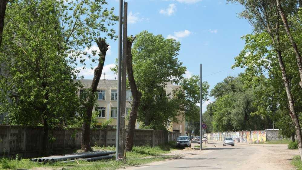 В Брянске дорогу на улице Севской отремонтируют за 10 миллионов рублей