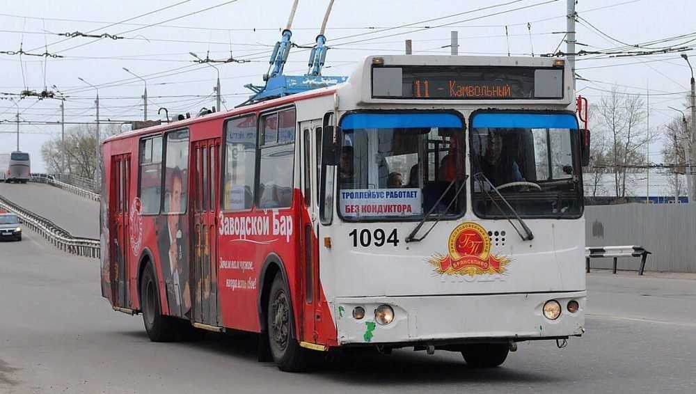 В Брянске из-за дождей перенесли дорожные работы на улице 50-й Армии