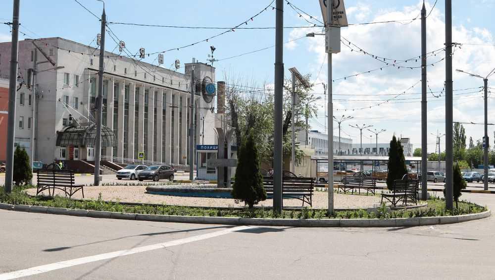 Реконструкцию привокзальной площади в Брянске сделают за 110 дней