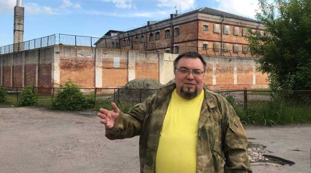 В Брянске рассказали о камере Коломейцева и блюде с рыбьими потрохами