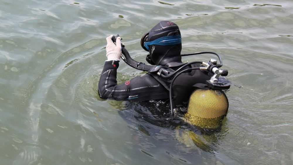 Тело пропавшего под Новозыбковом рыбака подняли со дна Ипути