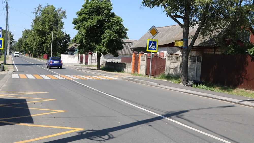 В Володарском районе Брянска оценили ход ремонта дорог на пяти улицах