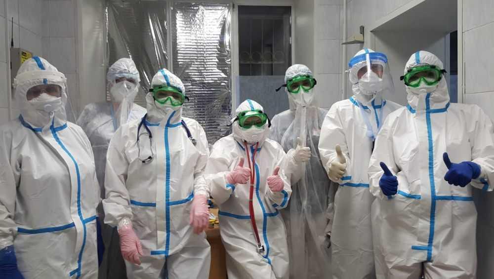 Вылечившиеся от коронавируса брянцы получат значки