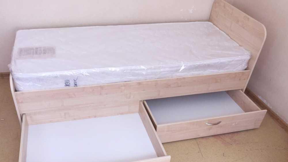 Заключённые брянской колонии начали делать кровати для детей-сирот