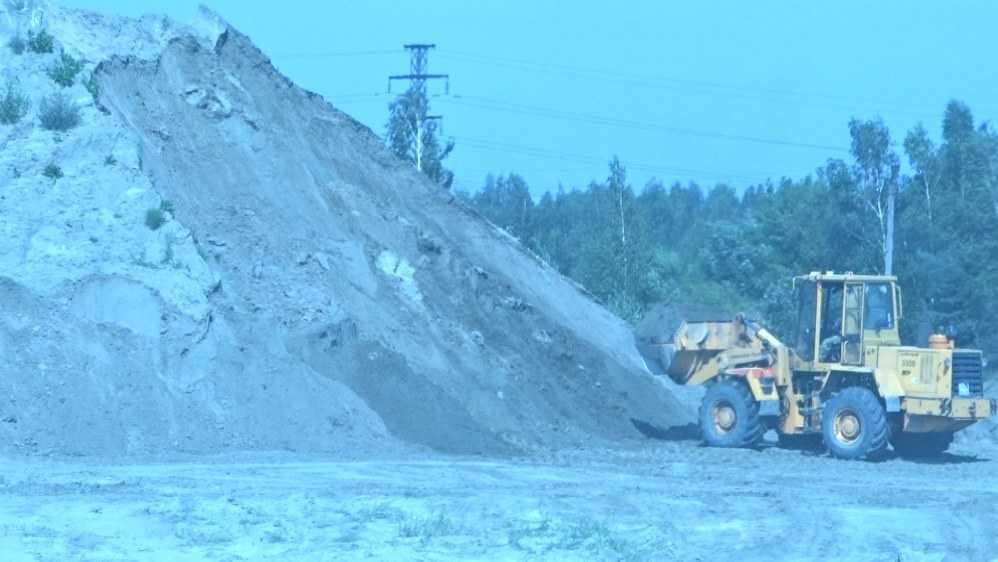В Брянске возбудили дело о незаконной добыче песка на 19 млн рублей