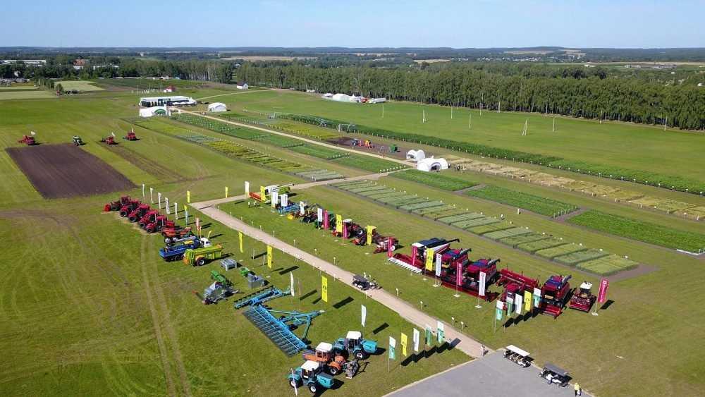 «Ростелеком» поддержал в Брянске главное аграрное событие региона
