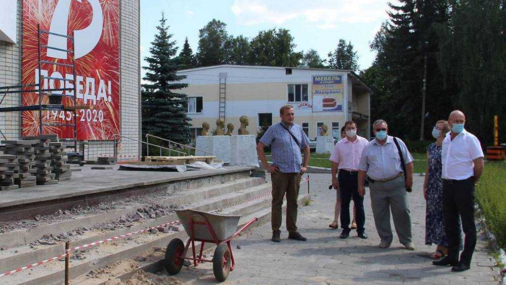 В Локте начали подготовку помещений для музея Михаила Романова