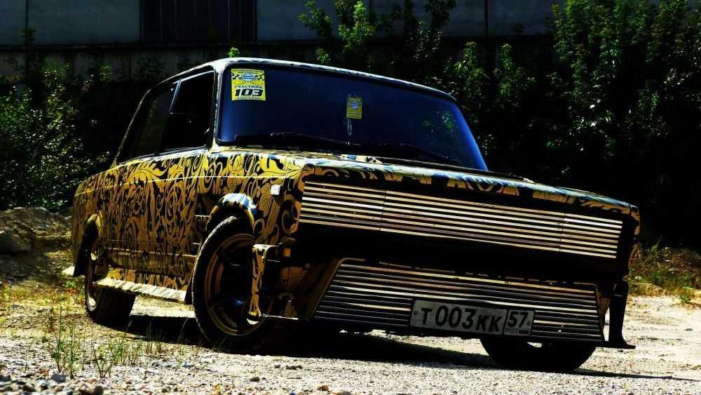 В Брянске 18 водителей незаконно изменили конструкцию машин