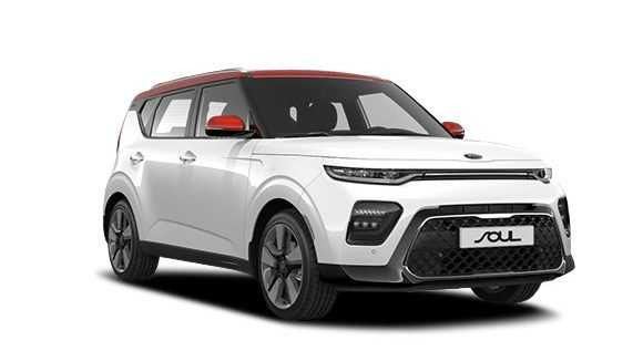 Любимые модели автомобилей от корейской компании Kia Motors