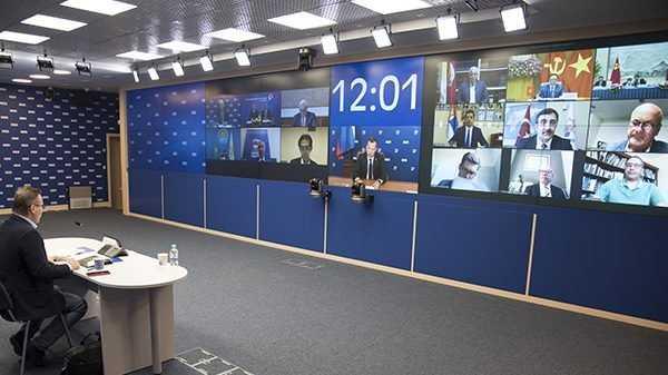 «Единая Россия» обсудила с лидерами политических партий разных стран мира вопросы сотрудничества в борьбе с коронавирусом