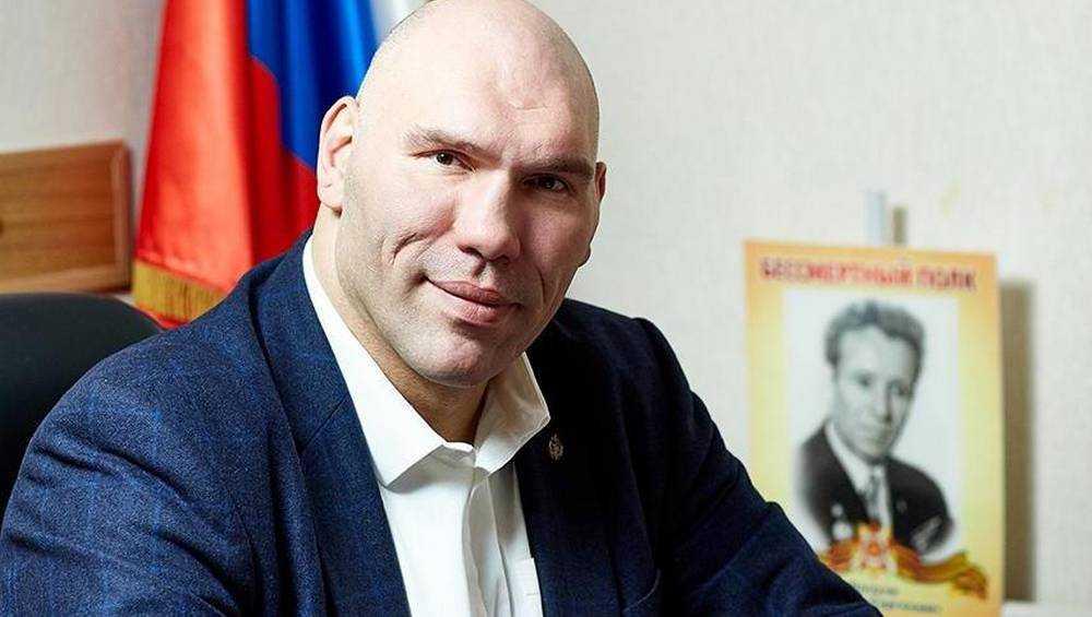 Николай Валуев приглашает жителей Брянского региона принять участие в акции «Диктант Победы»