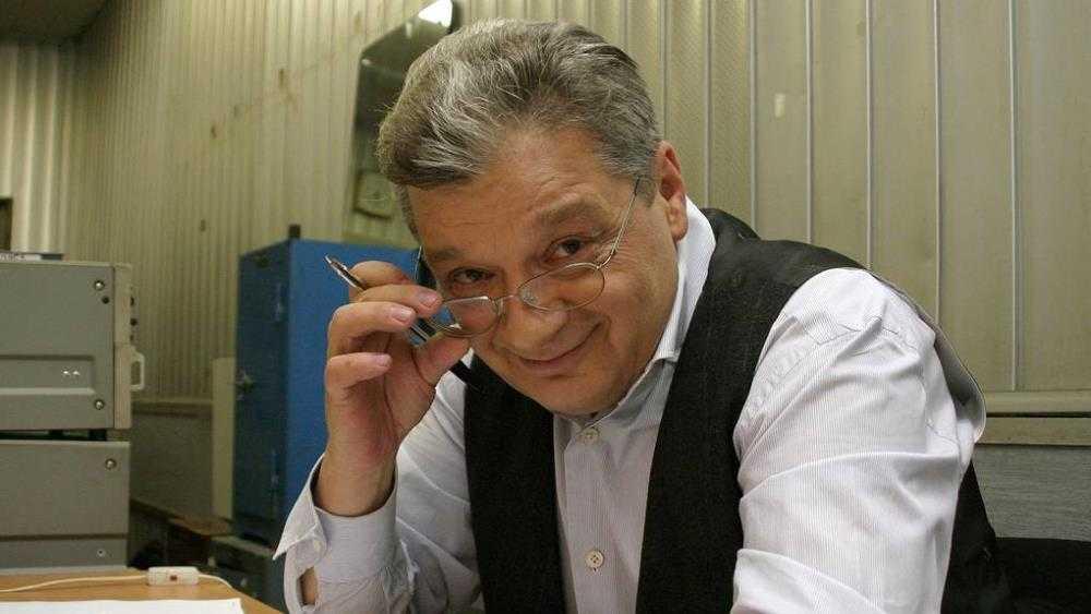 Скончался телеведущий Беляев – сын экс-руководителя брянского завода