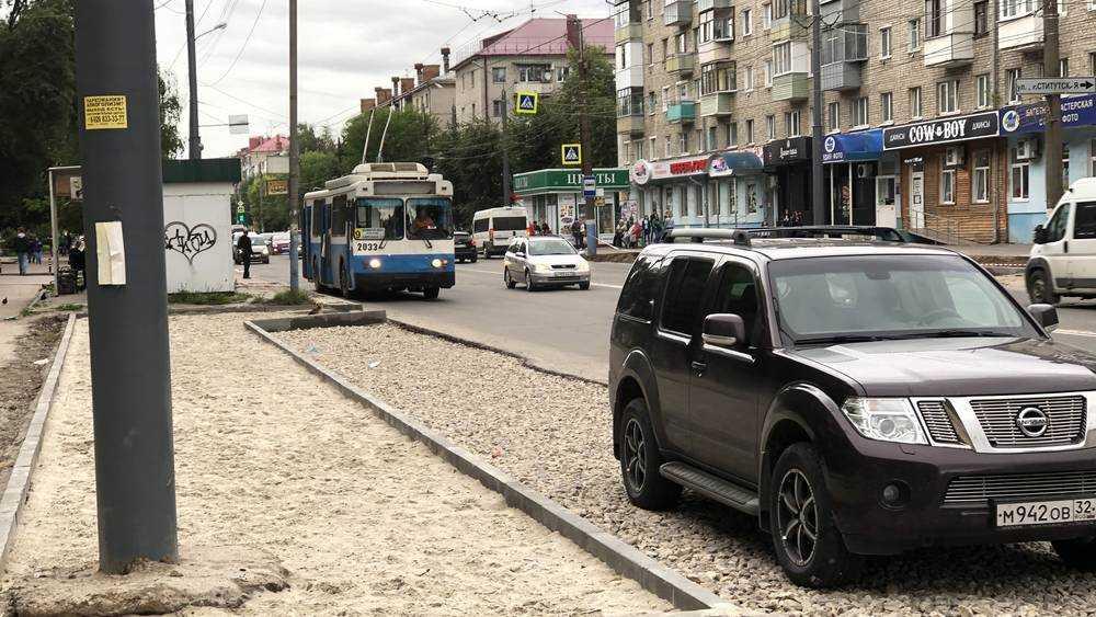 В Брянске расширят дорогу на улице III Интернационала