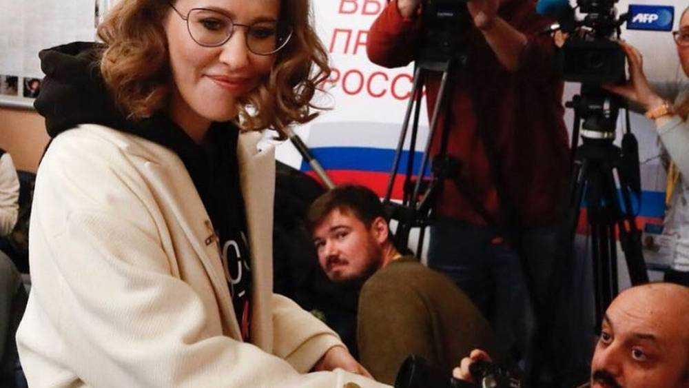 Коммунисты призвали проверить Собчак на связь с иностранной разведкой