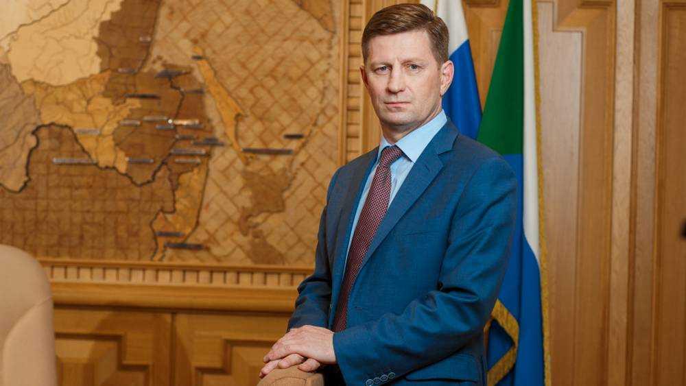 Хабаровский губернатор задержан по подозрению в организации убийств