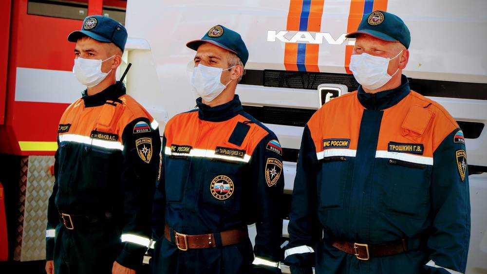 В Брянской области силы МЧС переведены в режим повышенной готовности
