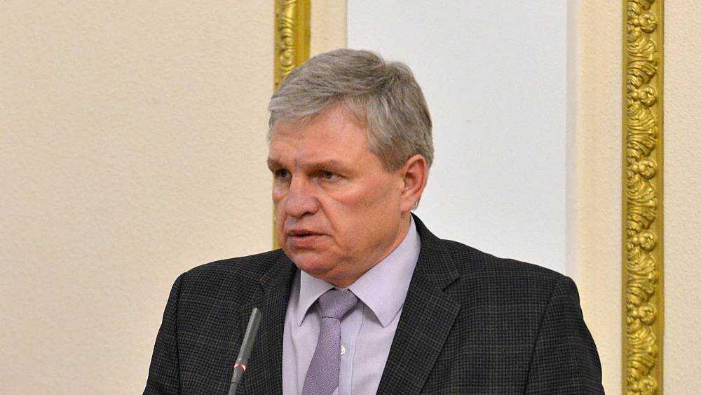 В Брянске задержали главу комитета ЖКХ Игоря Гинькина