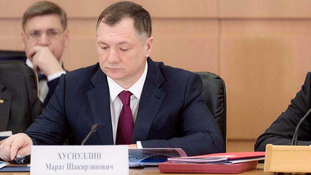 Брянский губернатор встретится с вице-премьером Маратом Хуснуллиным