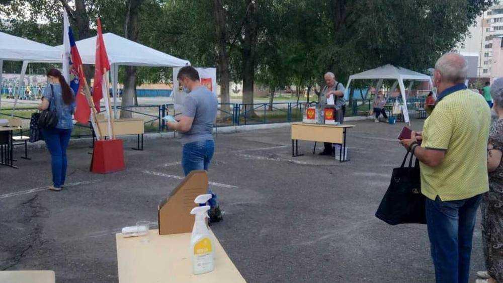 На участках для голосования в Брянской области нарушений не выявлено