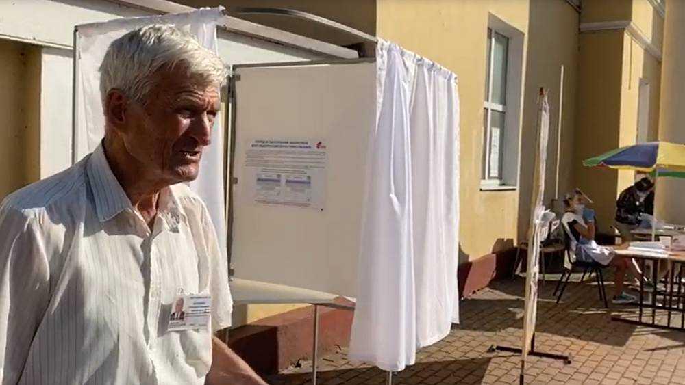 Дятьковский коммунист оценил ход голосовании по поправкам Конституции