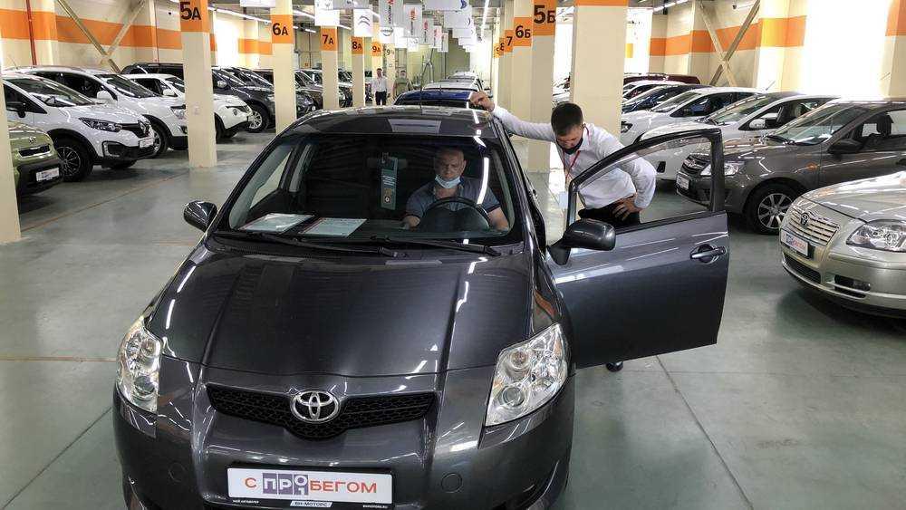 В Брянске открылся самый крупный центр продажи автомобилей с пробегом