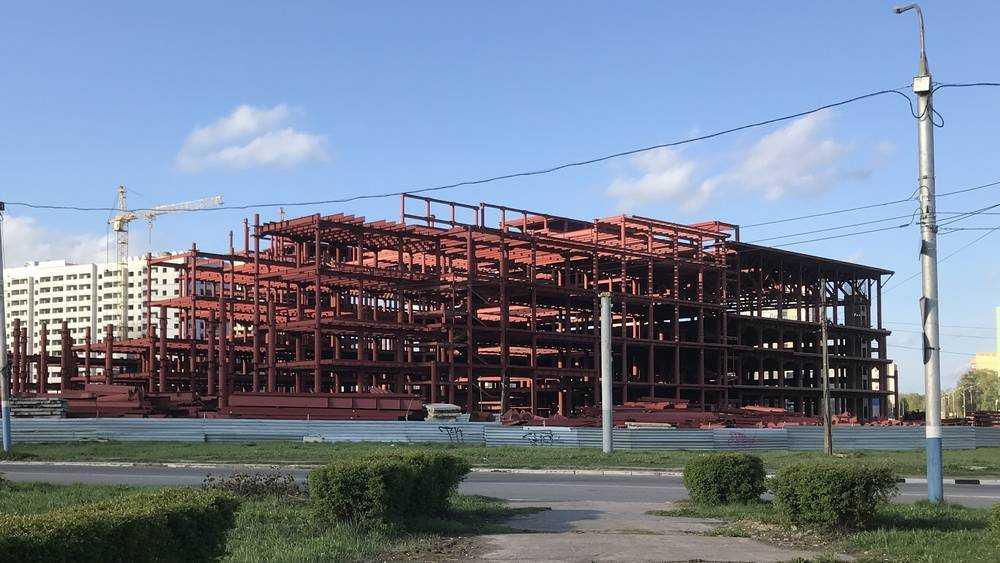 В Брянске из-за ТРЦ изменят планировку территории старого аэропорта