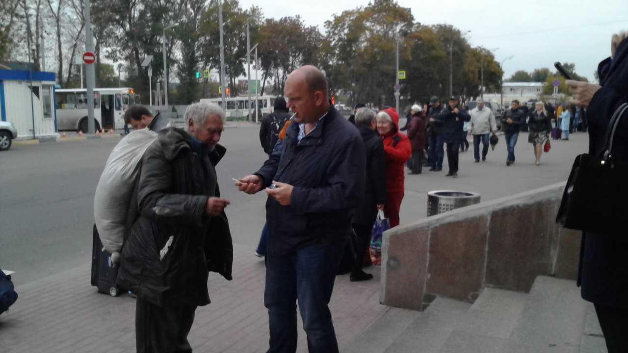 Клинцовский центр адаптации попал в круговорот добра