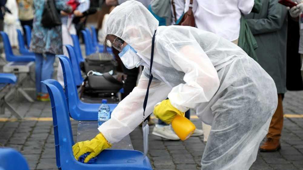 В Брянской области выздоровело 74 процента заболевших коронавирусом