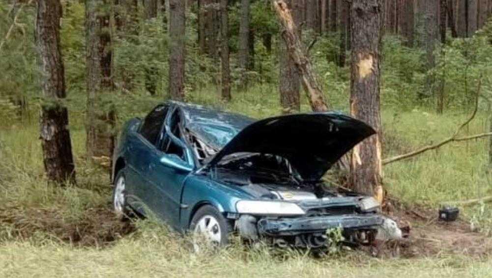 Под Клинцами водитель Opel врезался в дерево и ранил 17-летнюю девушку