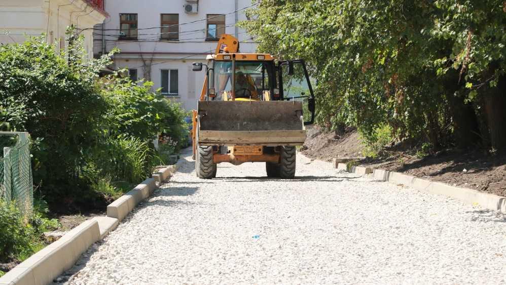 В Брянске приведут в порядок двор на улице Калинина