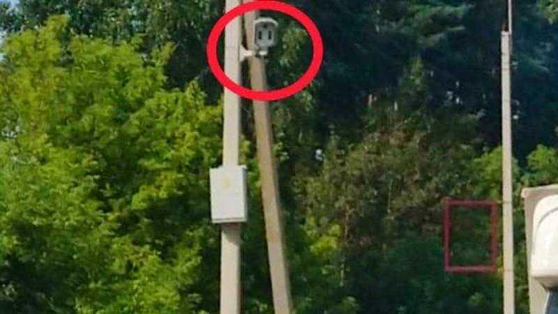 В Брянске новую камеру установили возле мясокомбината