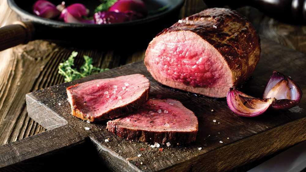 Ростбиф из брянской говядины есть Ода Радости