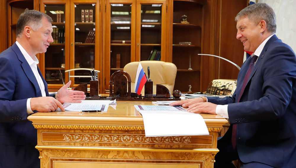 В правительстве России похвалили брянцев за дорожное строительство