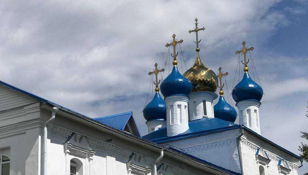 В День Крещения Руси во всех брянских храмах зазвонят колокола