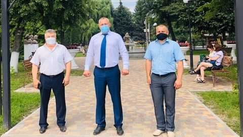 Валентин Суббот: Положительные результаты реализации партийного проекта «Городская среда» очевидны