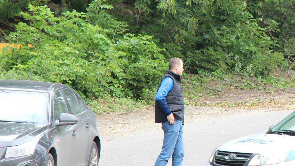 Карманы брянского водителя изящно выпотрошили государственные службы