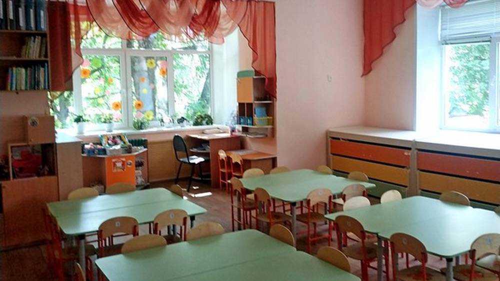 В Брянске отремонтировали детсады «Подснежник» и «Солнечный»