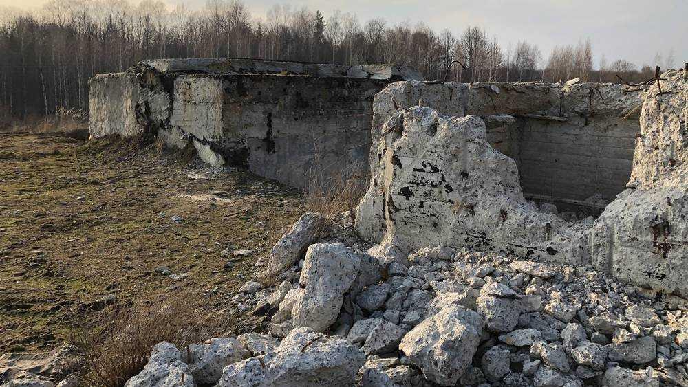 Подземный город под Брянском стал свидетельством российской драмы