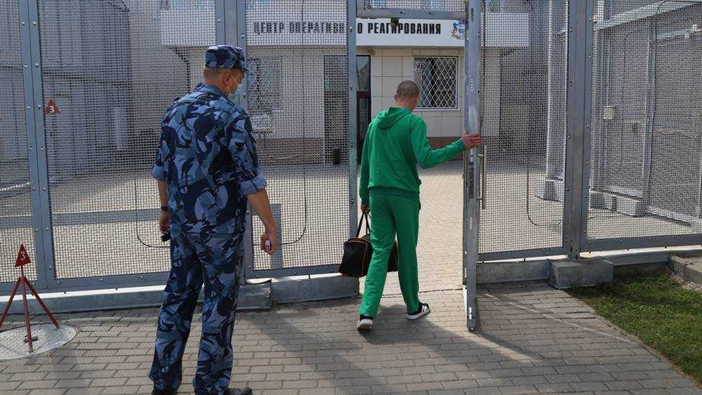В Брянской области шестеро заключенных побывали в отпуске