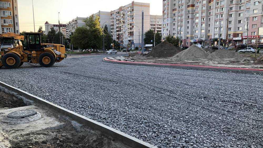 В Брянске из-за строительства кольца ограничат движение по улице Фокина