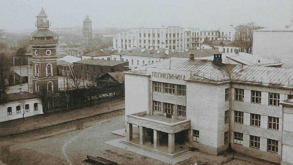 В Брянске напомнили о первом городском водопроводе