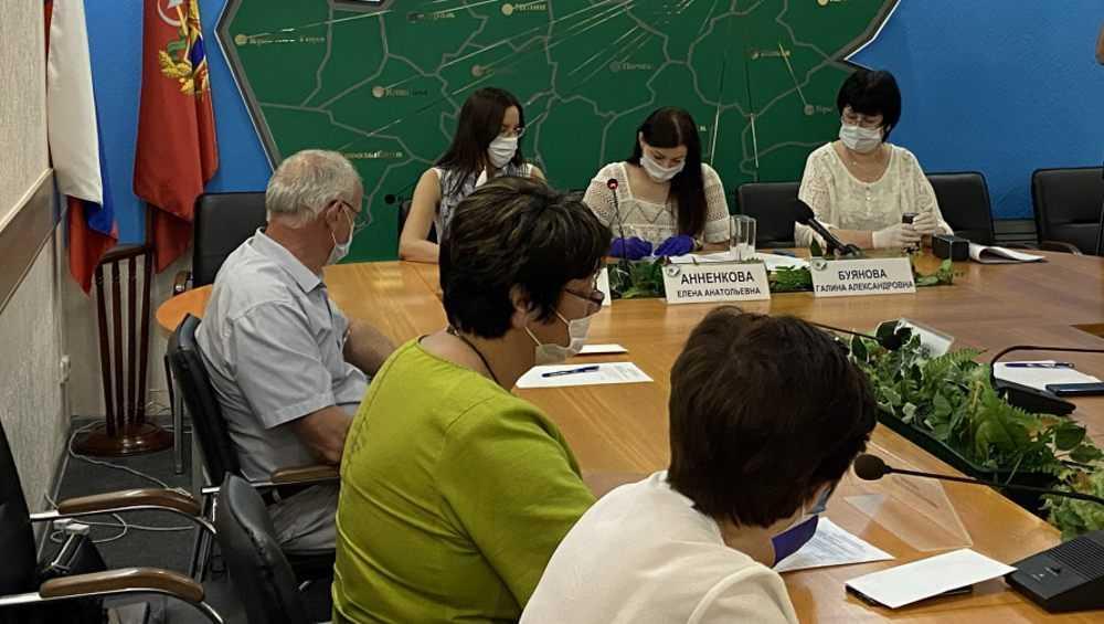 Избирком Брянской области подвел окончательные итоги голосования