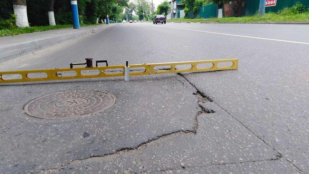 Власти Брянска оценили состояние отремонтированных за 5 лет дорог