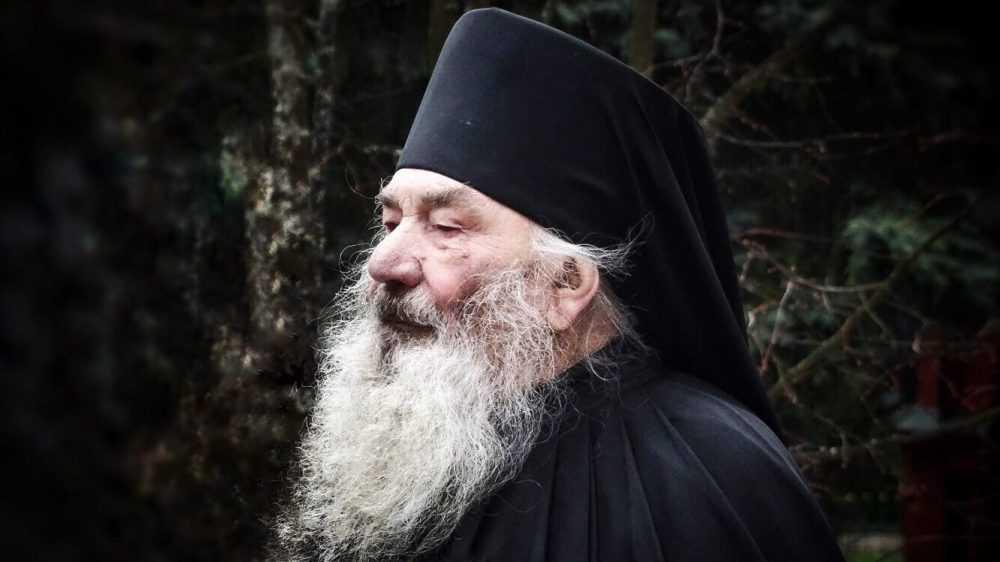 Скончался старейший брянский монахПсково-Печерского монастыря