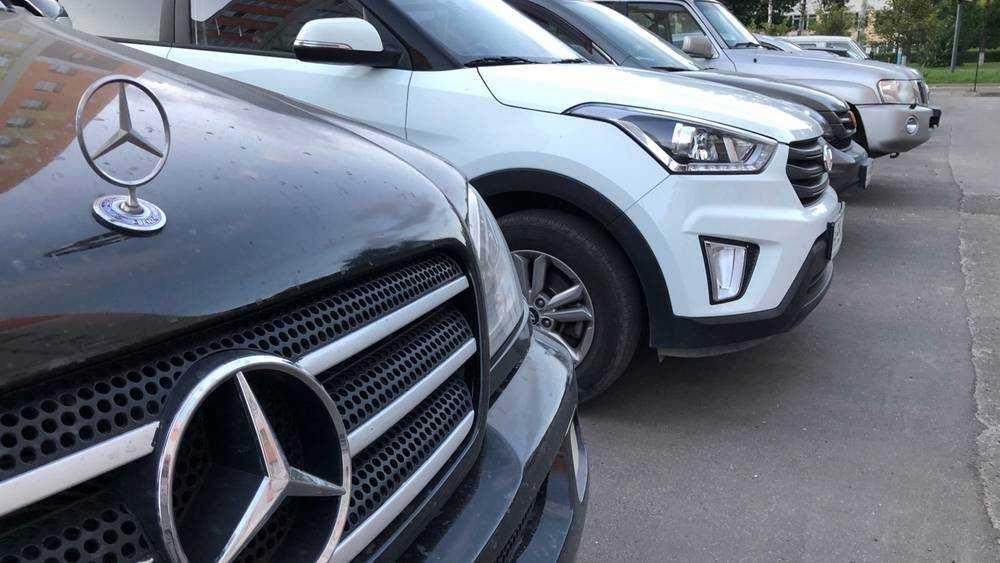 В Брянске осталось лишь 5 процентов отечественных автомобилей
