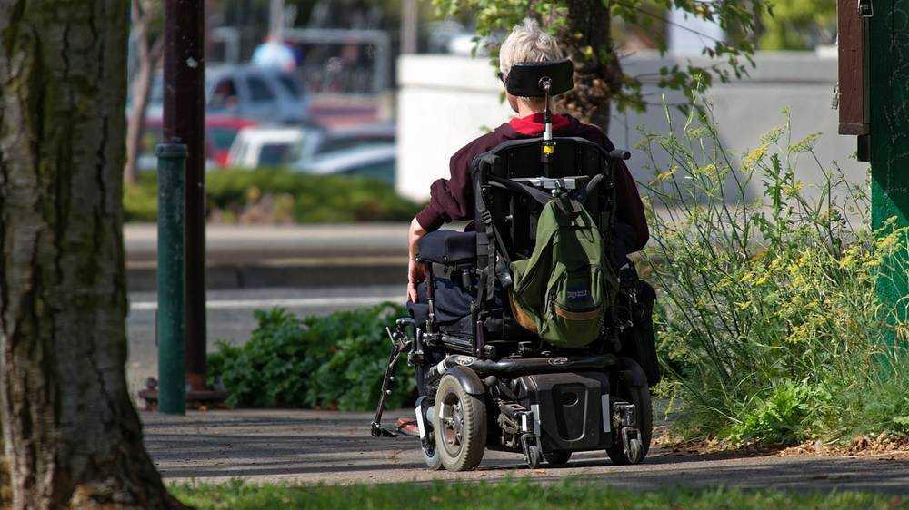 Мероприятия по поддержке инвалидов в период пандемии
