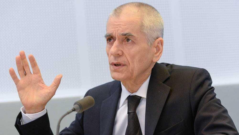 Академик Онищенко объяснил высокую заболеваемость брянцев раком