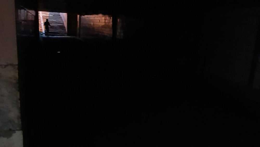 Брянцы пожаловались на темноту в подземном переходе у «Полтинника»