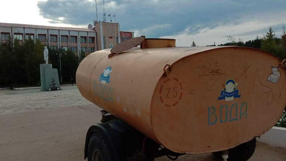 Часть Советского района Брянска осталась без холодной воды